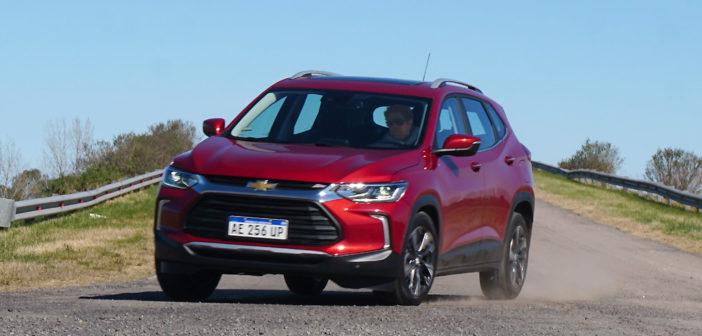 #Test: Cosas de Autos probó la Nueva Chevrolet Tracker