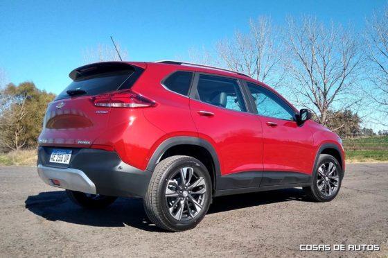 Test Chevrolet Tracker - Foto: Cosas de Autos