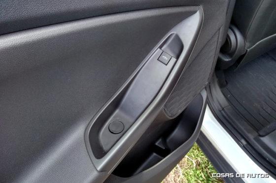 Puertas de la Chevrolet Tracker