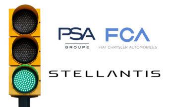 Stellantis - semáforo verde