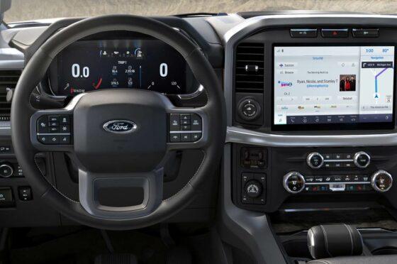 Nueva Ford F150 Lariat