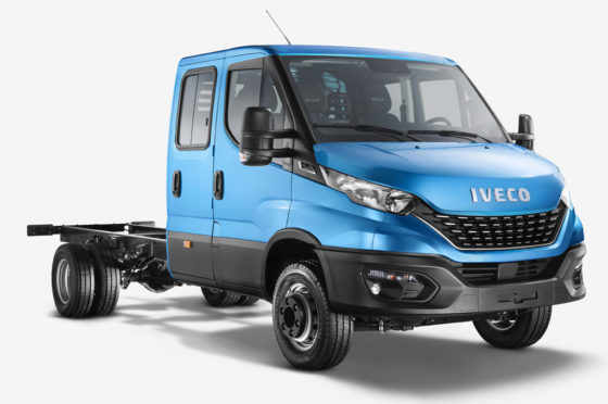 IVECO Daily Chasis