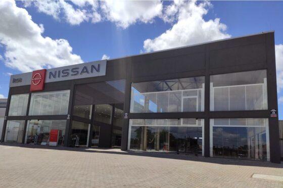 Nissan dealer nueva imagen