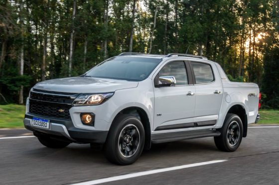 Nueva S10 High Country MY 2021