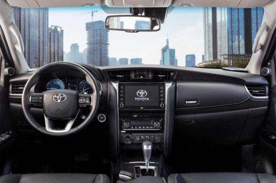 Nueva Toyota SW4 MY 2021