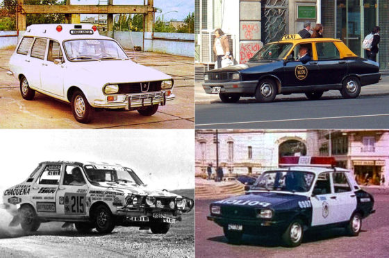 Renault 12 usos