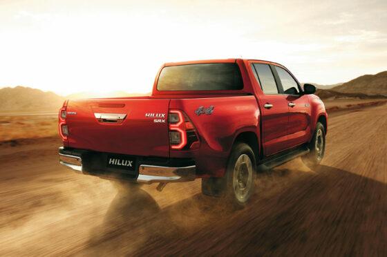 Nueva Toyota Hilux 2021