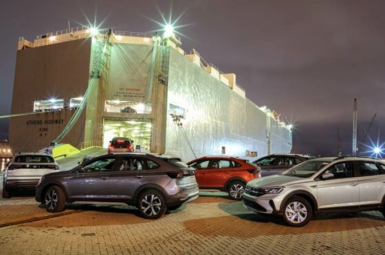 VW Nivus Exporta - Argentina