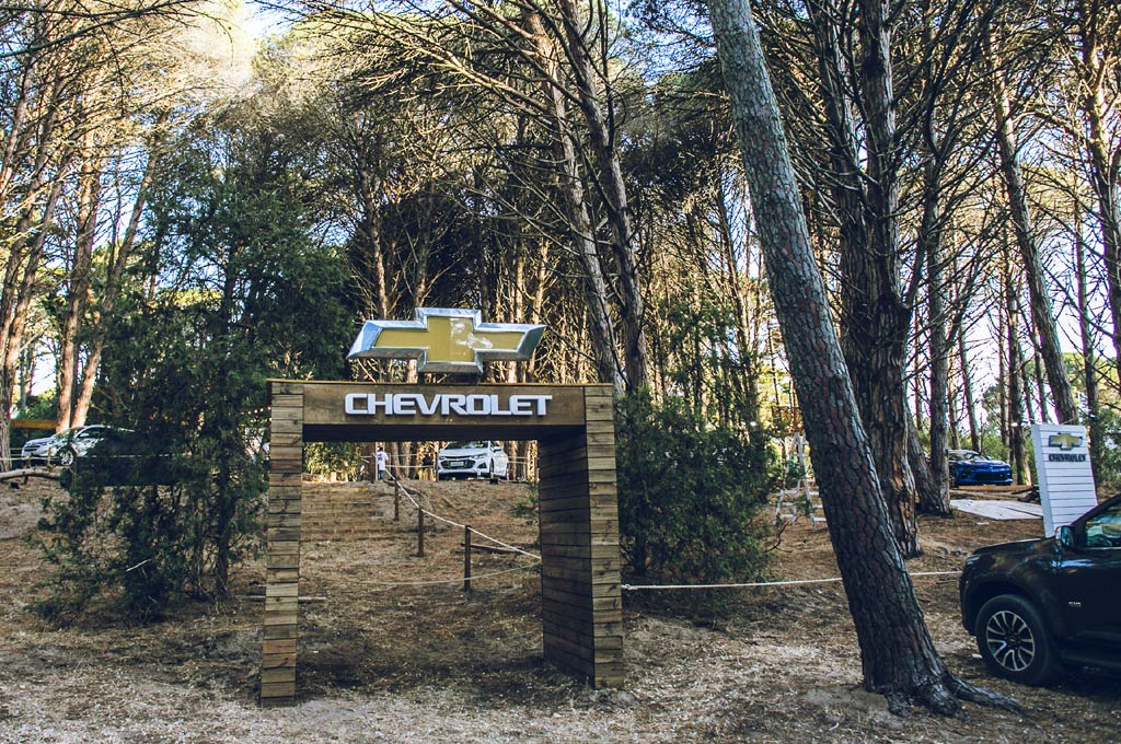 Paseo del Bosque Chevrolet - Cariló