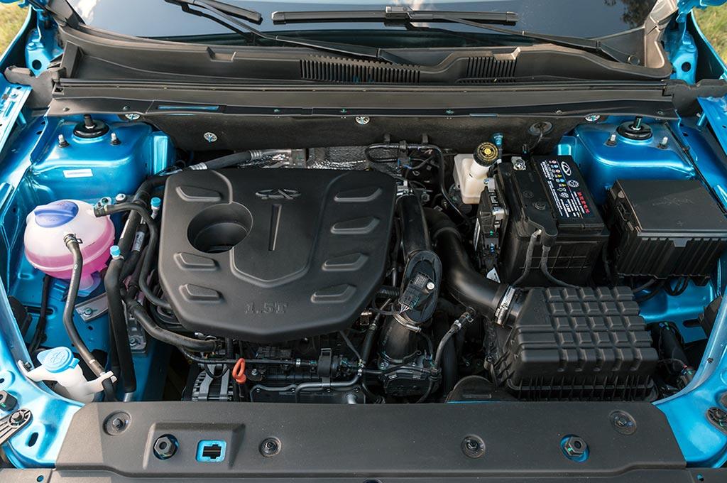 Motor del Jetour X70