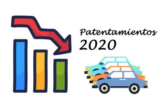 Patentamientos 2020