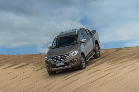 Renault Alaskan - Verano 2021