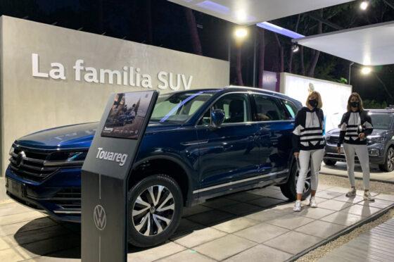 Verano 2021 - VW Touareg