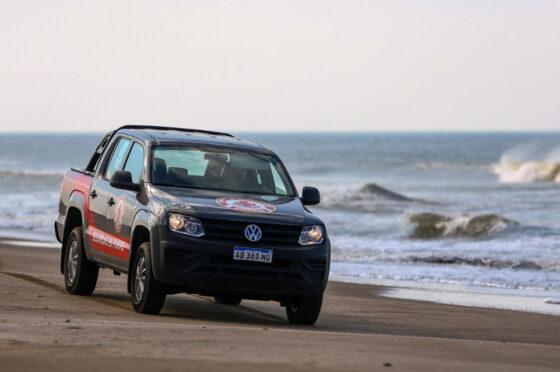 VW Amarok - Operativo Seguridad en Playas