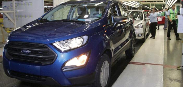 Oficial: Ford anunció que deja de producir en Brasil