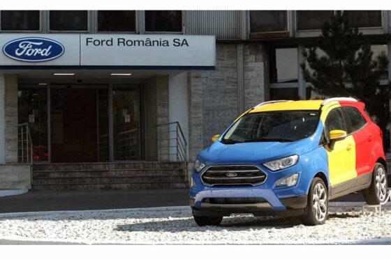 Ford EcoSport - Craiova, Rumania