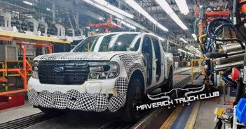 Ford Maverick - Hermosillo, México