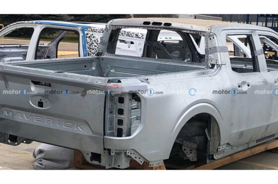 Body de Ford Maverick