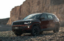 Motor del Jeep Compass Trailhawk 2.0 TD AT9 4x4