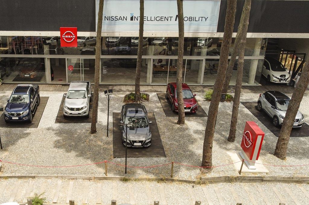 Nissan Cariló 2021