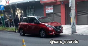 Nissan March 2021 Mexico