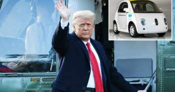 Trump indultó a ex ingeniero de Waymo