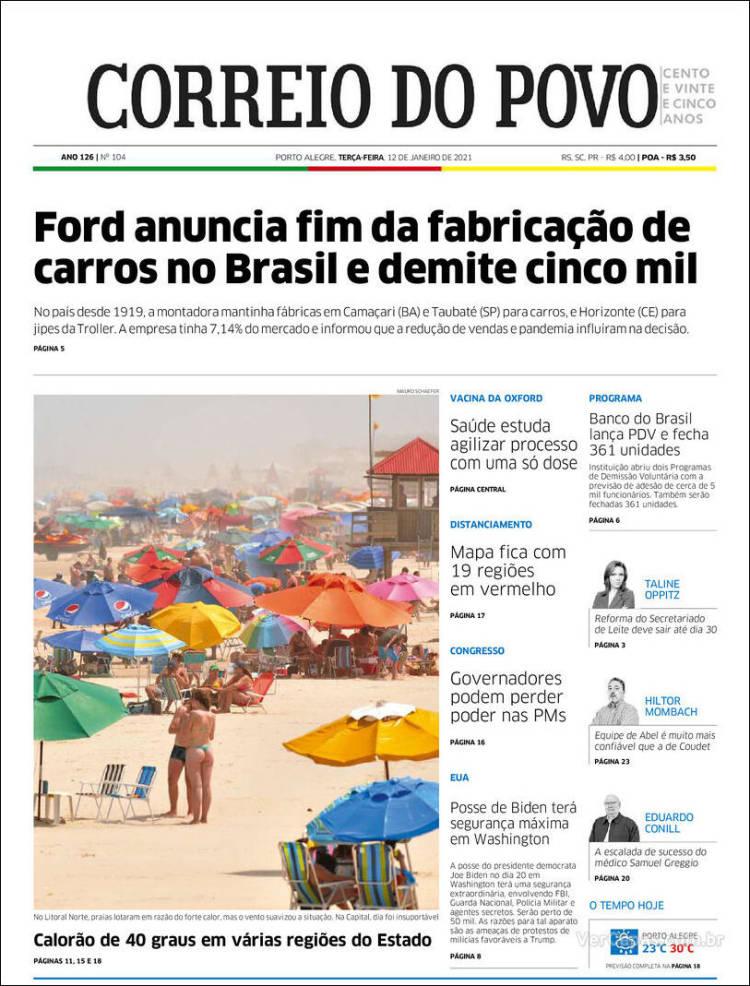 Correio do Povo - Rio Grande do Sul