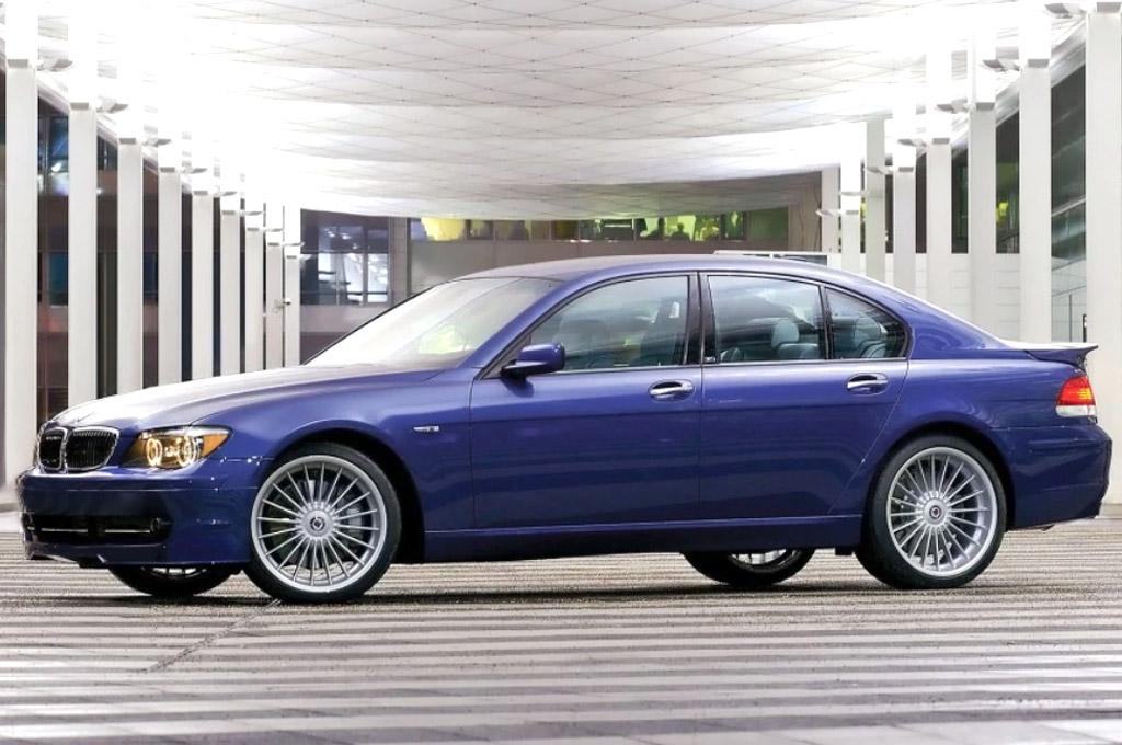 BMW Serie7 - Alpina