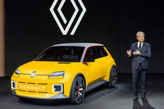 Luca De Meo - Renault 5