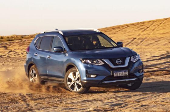 Nueva Nissan X-Trail