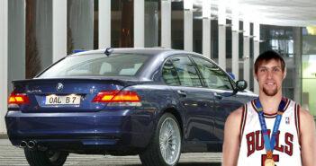 Nocioni - BMW Serie7 Alpina