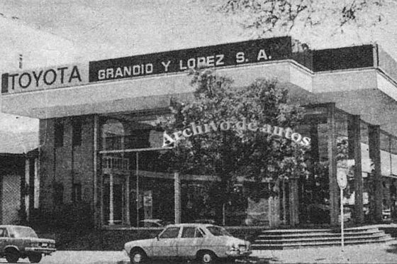 Concesionario Toyota Grandío y López - River