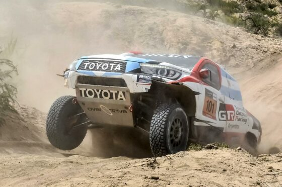 Toyota - BF Goodrich SARR 2020