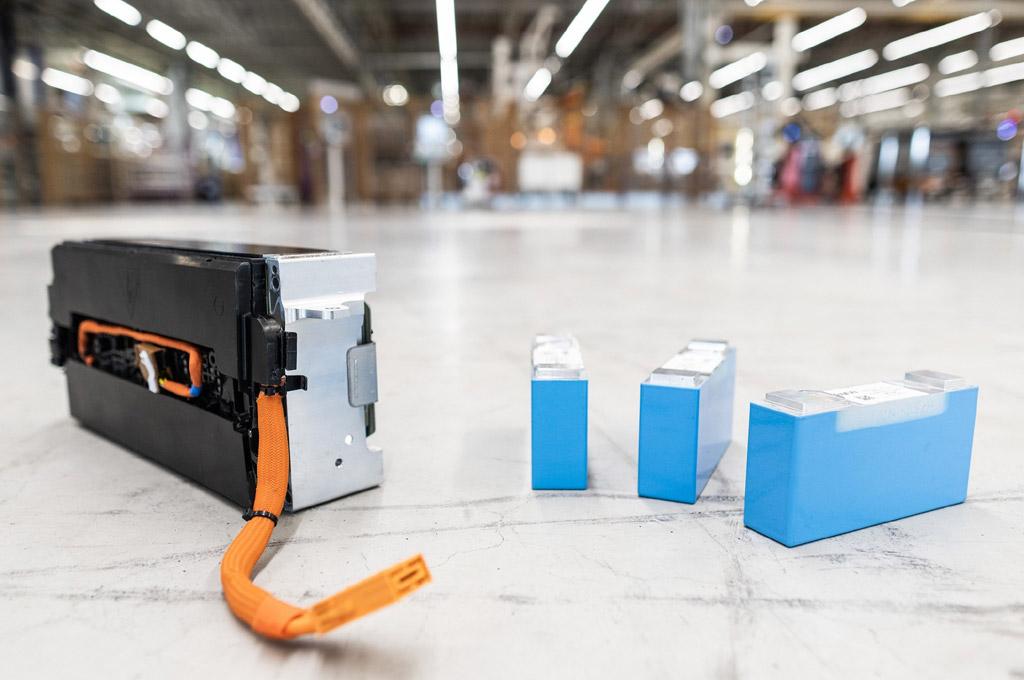 BMW - Celdasde baterías