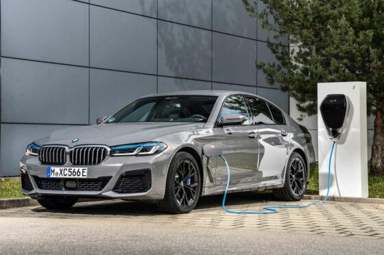 BMW Serie 5 Plug In