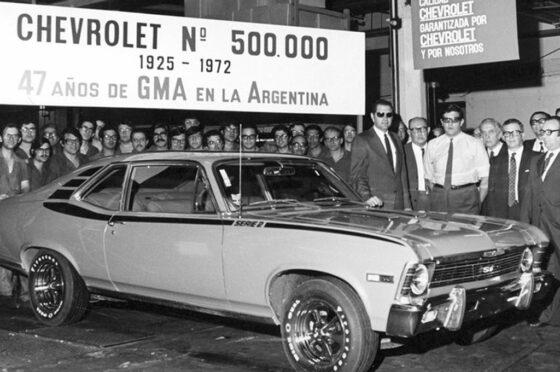 Coupé Chevy Serie 2