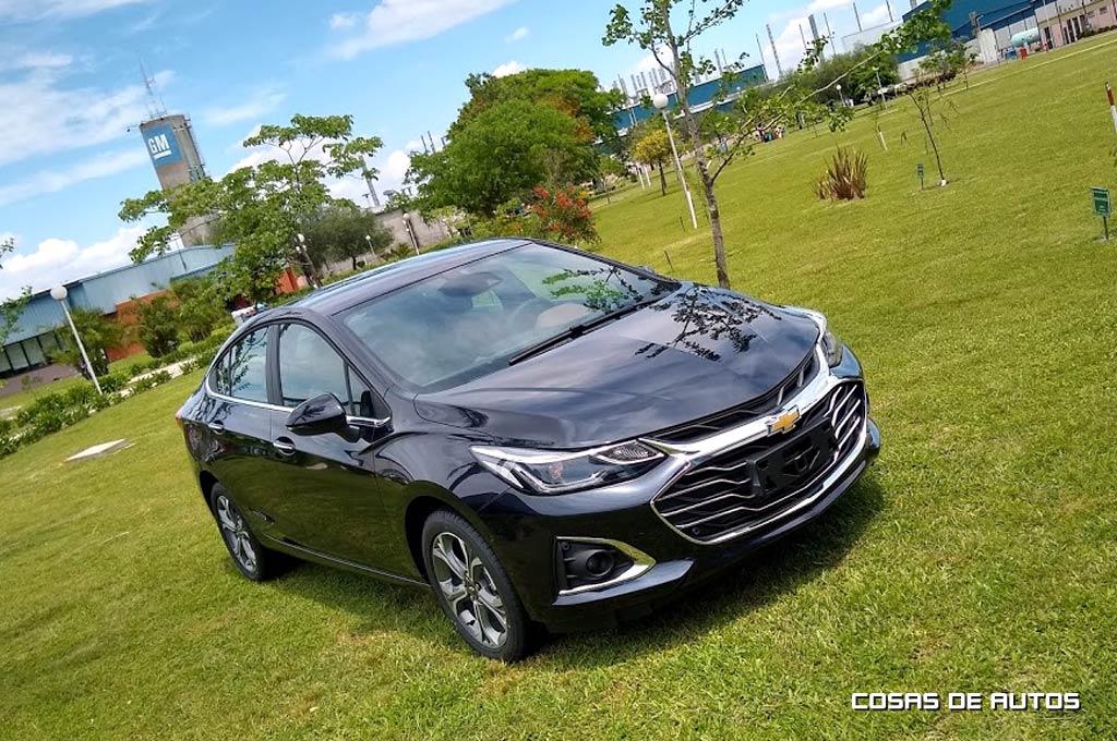 GM Planta Rosario - Cruze
