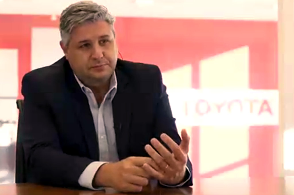 Juan Pablo Grano - ToyotaArgentina