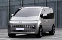 Hyundai Staria exterior