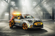 MINI Electric Safety Car