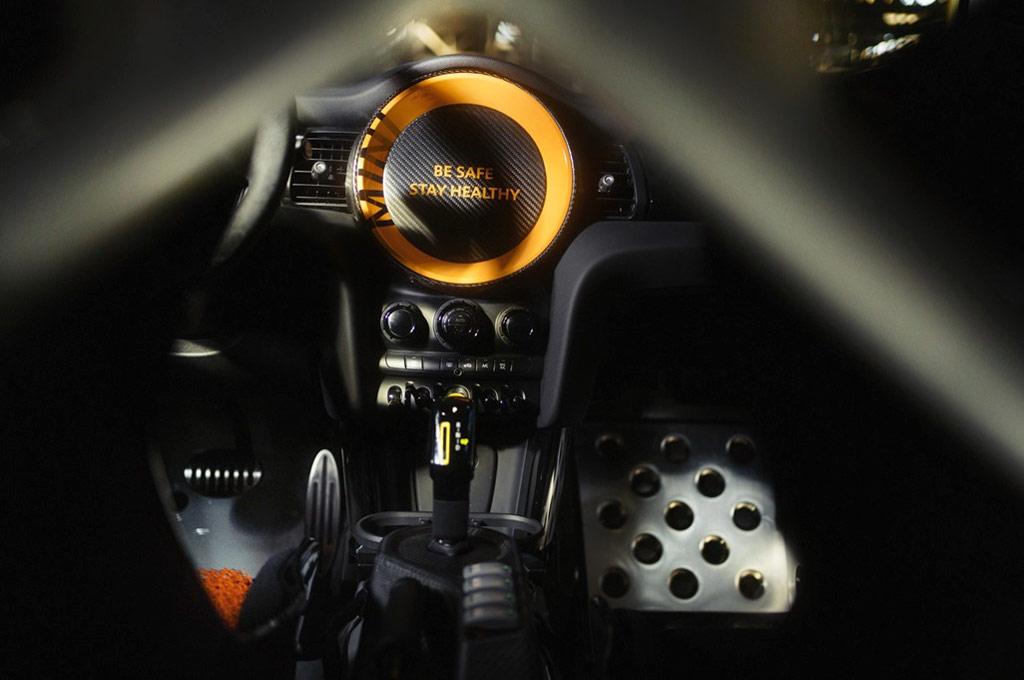 MINI Electric Safety Car