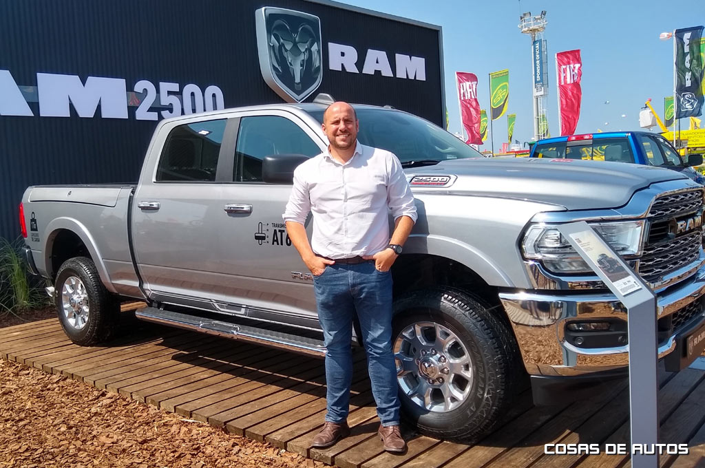 Pablo García Leyenda - RAM 2500