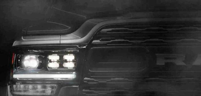 Proyecto 291: RAM fabricará una pick-up de una tonelada en Brasil