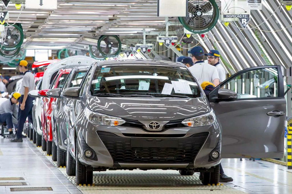 Toyota Yaris - Sorocaba