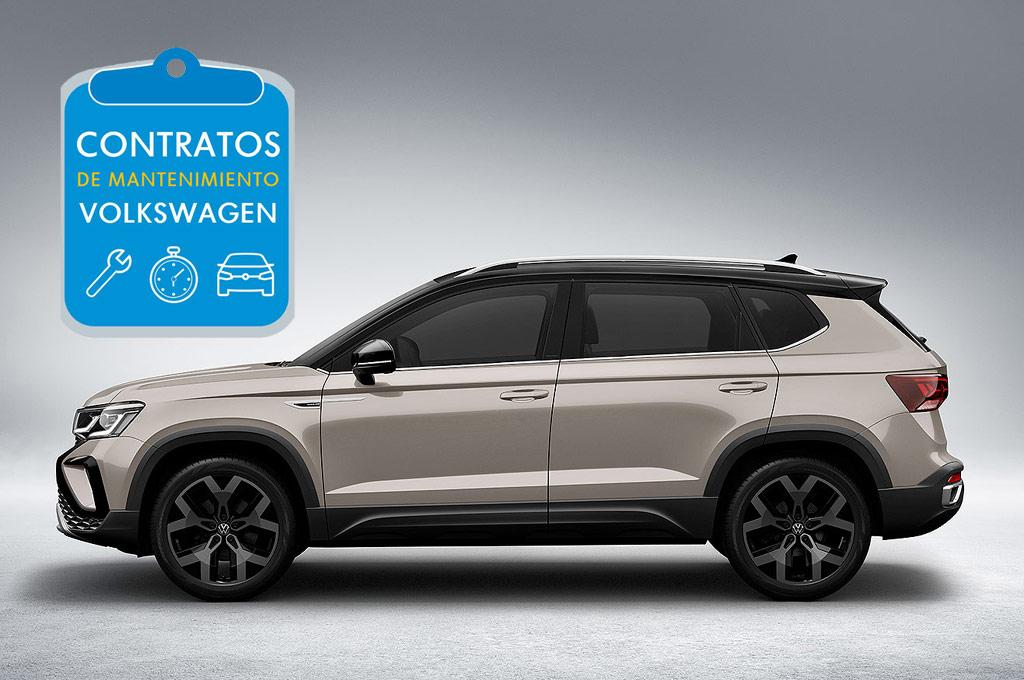 VW Taos - Mantenimiento