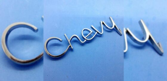 Chevy emblema
