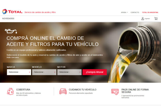 Total e-commerce