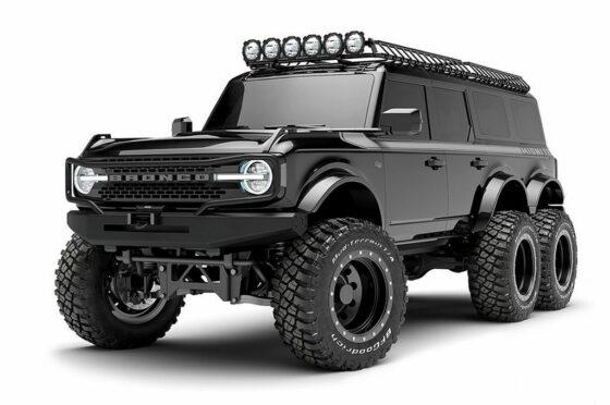Ford Bronco 6x6 Maxlider