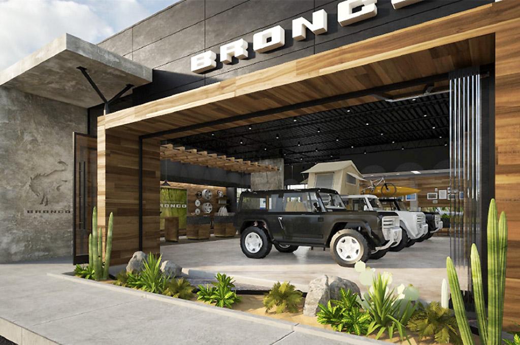 Ford Bronco dealer