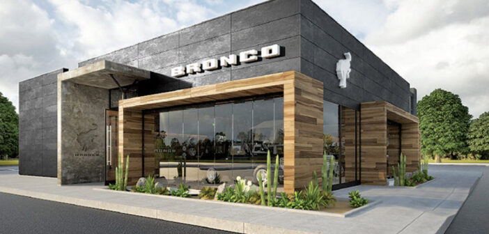 Un centenar de concesionarios Ford abrirán bocas de venta exclusivas de Bronco